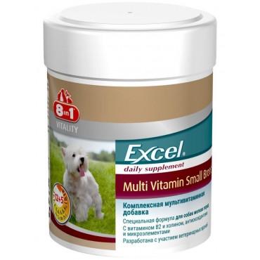 Витамины для собак маленьких пород 8in1 Excel Multi Vitamin Small Breed (660471 /109372)