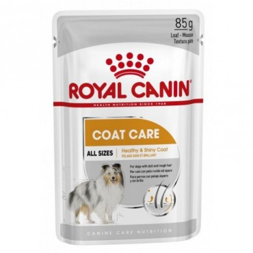 Влажный корм для собак Royal Canin COAT BEAUTY LOAF 0,085 кг