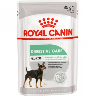 Влажный корм для собак Royal Canin DIGESTIVE CARE LOAF 0,085 кг