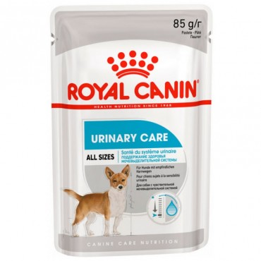 Влажный корм для собак Royal Canin Urinary Loaf 85 г
