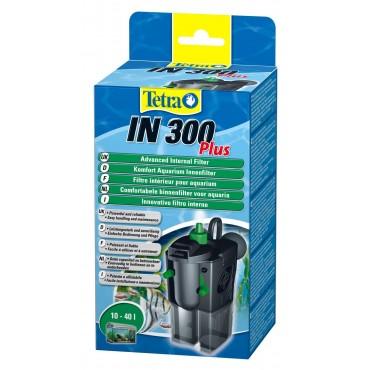 Внутренний фильтр для аквариума 10-40 л Tetra IN 300 Plus (174870)