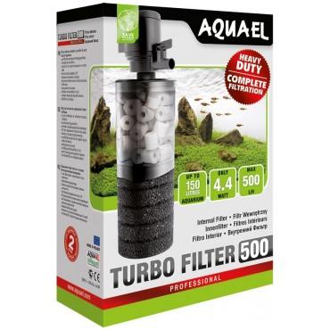 Внутренний фильтр для аквариума Aquael Turbo Filter 500 (109401)