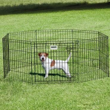 Вольер для щенков Savic Dog Park