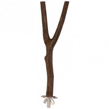 Жердочка для птиц Y-образная Trixie натуральное дерево
